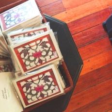 Raya Greeting cards @ RM2/set of 5 cards