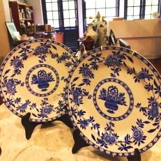 Set of Georgian plates @RM180/set