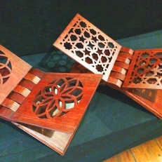 Rehal/Book Holder @ RM60/piece