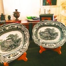Set of Georgian Plates @ RM250/set