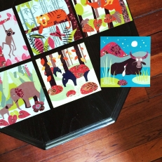 Anakijo Postcards @ RM4/card