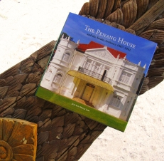 The Penang House and the Straits Architect 1887-1941 @ RM 110 Member's Price @ RM 100