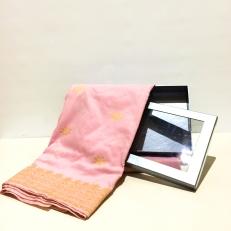 Pink Songket