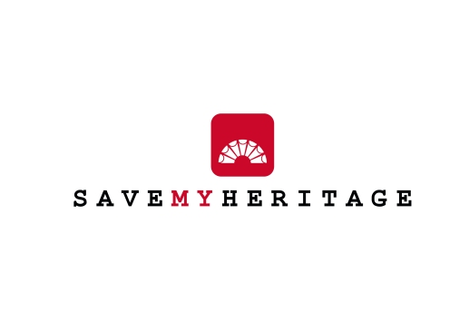 savemyheritage Logo 27 May 15